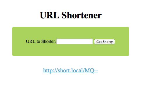 Building a URL Shortener from Scratch Using CodeIgniter